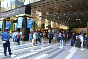 Intel Technology Day in AKIBA 2013